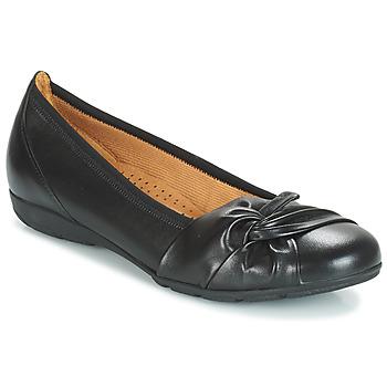 Obuća Žene  Balerinke i Mary Jane cipele Gabor MATILDA Crna