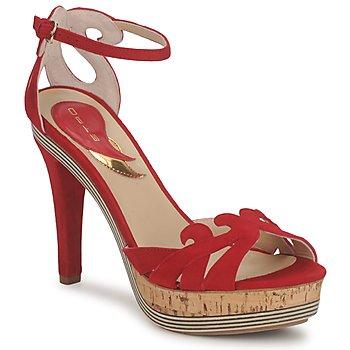 Obuća Žene  Sandale i polusandale Etro 3488 Red