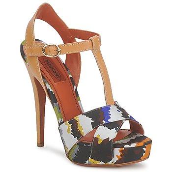 Obuća Žene  Sandale i polusandale Missoni TM69 Multicolour