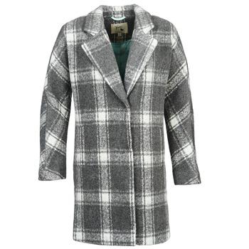 Odjeća Žene  Kaputi Yumi EHIME Bijela / Siva