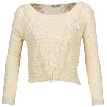 Odjeća Žene  Puloveri Betty London CAZE Bež