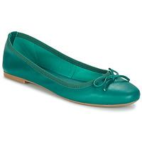 Obuća Žene  Balerinke i Mary Jane cipele André PIETRA Zelena