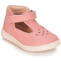 Obuća Djevojčica Balerinke i Mary Jane cipele André FILLETTE Ružičasta