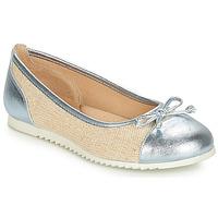 Obuća Djevojčica Balerinke i Mary Jane cipele André RIVAGE Blue / Bež