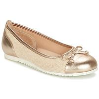 Obuća Djevojčica Balerinke i Mary Jane cipele André RIVAGE Gold