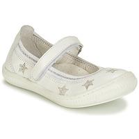 Obuća Djevojčica Balerinke i Mary Jane cipele André STELLA Bijela