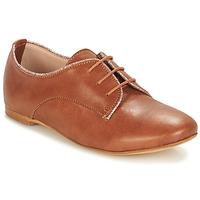 Obuća Dječak  Derby cipele André COMPLICITE Camel