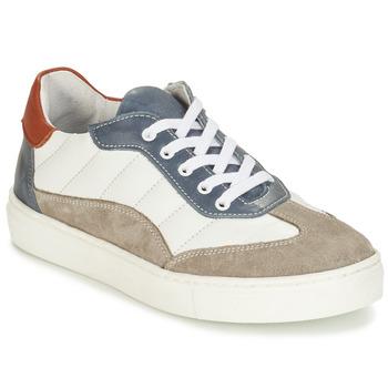 Obuća Dječak  Derby cipele André ALBATROS Bijela