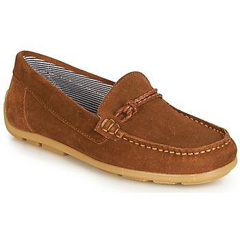 Obuća Djevojčica Derby cipele André GASPARD Smeđa