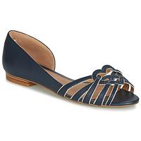 Obuća Žene  Balerinke i Mary Jane cipele André CHRISTIE Blue