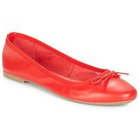 Obuća Žene  Balerinke i Mary Jane cipele André PIETRA Red