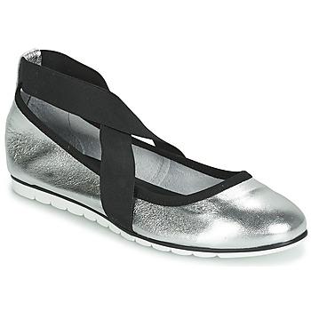 Obuća Žene  Balerinke i Mary Jane cipele André ALYSSA Srebrna