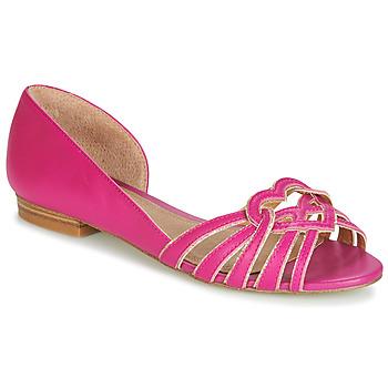 Obuća Žene  Balerinke i Mary Jane cipele André CHRISTIE Ružičasta