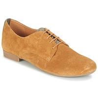 Obuća Žene  Derby cipele André CAMARADE Boja konjaka