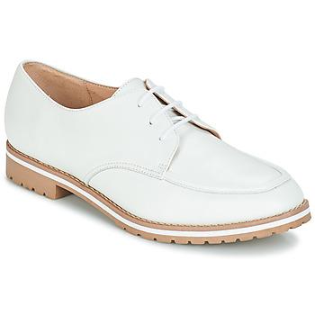 Obuća Žene  Derby cipele André CHARLELIE Bijela