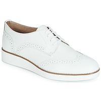 Obuća Žene  Derby cipele André CAROU Bijela