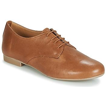Obuća Žene  Derby cipele André COMPLICITY Camel
