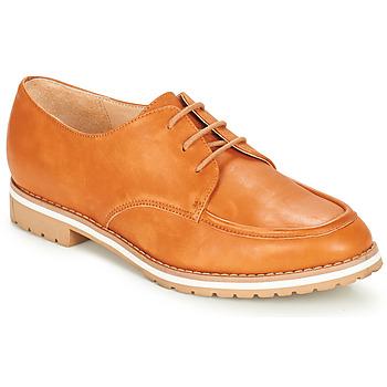 Obuća Žene  Derby cipele André CHARLELIE Camel