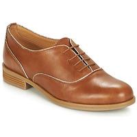 Obuća Žene  Derby cipele André CHOMINE Camel