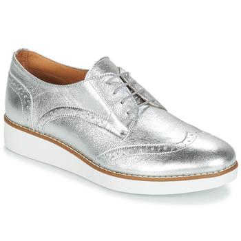 Obuća Žene  Derby cipele André CAROU Srebrna