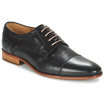 Obuća Muškarci  Derby cipele André LIVING Crna