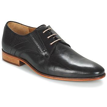 Obuća Muškarci  Derby cipele André LIGURIA Crna