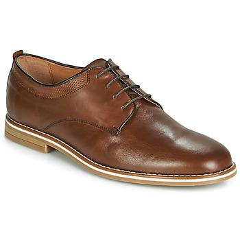 Obuća Muškarci  Derby cipele André JULIEN Smeđa