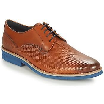 Obuća Muškarci  Derby cipele André CANOE Boja konjaka / Blue