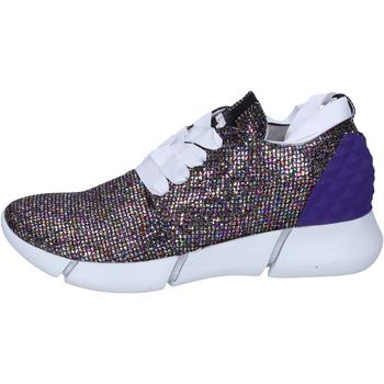 Obuća Žene  Niske tenisice Elena Iachi sneakers multicolor glitter BT587 Multicolore
