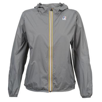 Odjeća Vjetrovke K-Way LE VRAI CLAUDE 3.0 Siva