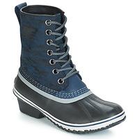 Obuća Žene  Čizme za snijeg Sorel SLIMPACK 1964 Blue / Crna