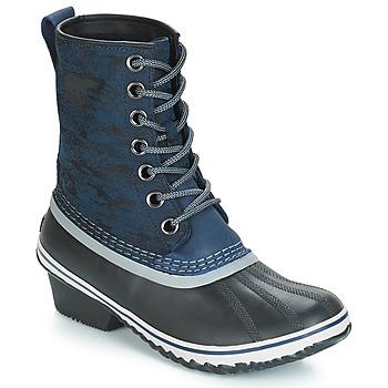 Obuća Žene  Čizme za snijeg Sorel SLIMPACK™ 1964 Blue / Crna