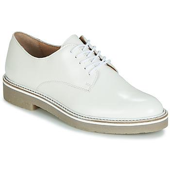 Obuća Žene  Derby cipele Kickers OXFORK Bijela
