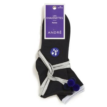 Tekstilni dodaci Žene  Čarape André DANSE Blue