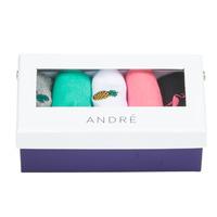 Tekstilni dodaci Žene  Čarape André CACTUS Multicolour