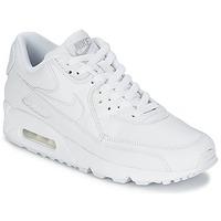 Obuća Muškarci  Niske tenisice Nike AIR MAX 90 LEATHER Bijela