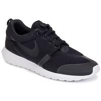 Obuća Muškarci  Niske tenisice Nike ROSHE ONE FLEECE Crna