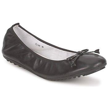 Obuća Žene  Balerinke i Mary Jane cipele Mac Douglas ELIANE Crna