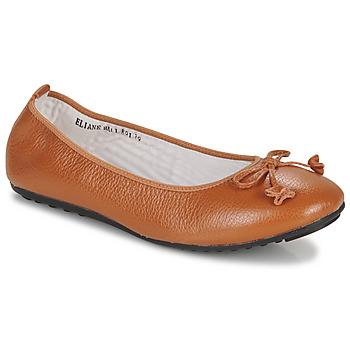 Obuća Žene  Balerinke i Mary Jane cipele Mac Douglas ELIANE Kestenjasta