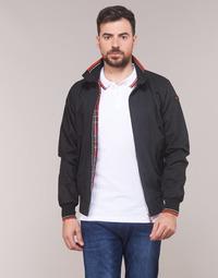 Odjeća Muškarci  Kratke jakne Harrington MICK Crna