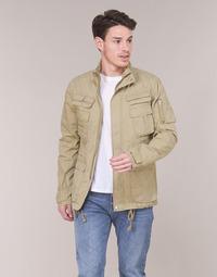 Odjeća Muškarci  Kratke jakne Schott CRAIG 19 Bež