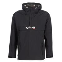 Odjeća Muškarci  Kratke jakne Schott PIKES 1 Crna