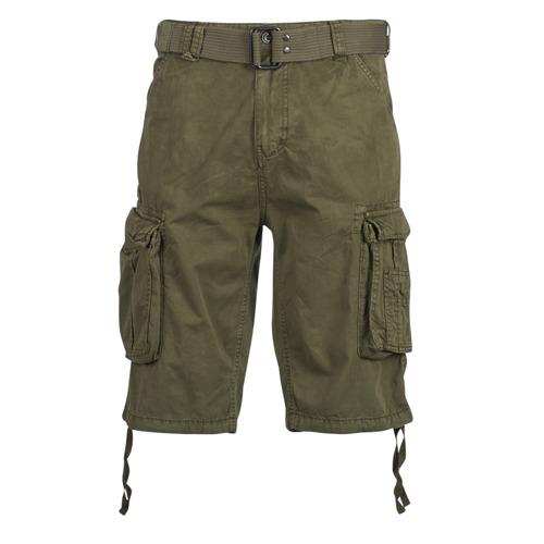 Odjeća Muškarci  Bermude i kratke hlače Schott TR RANGER Kaki