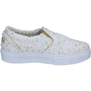 Obuća Žene  Slip-on cipele 2 Stars BZ525 Bijela