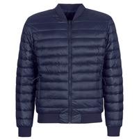 Odjeća Muškarci  Pernate jakne Selected SLHPADDED BOMBER Blue