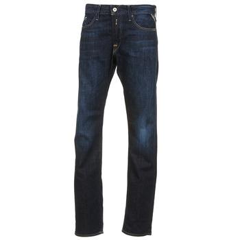 Odjeća Muškarci  Traperice ravnog kroja Replay WAITOM Blue / Zagasita