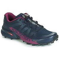 Obuća Žene  Running/Trail Salomon SPEEDCROSS PRO 2 Crna / Ljubičasta