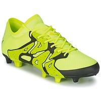 Obuća Muškarci  Nogomet adidas Performance X 15.1 FG/AG Žuta
