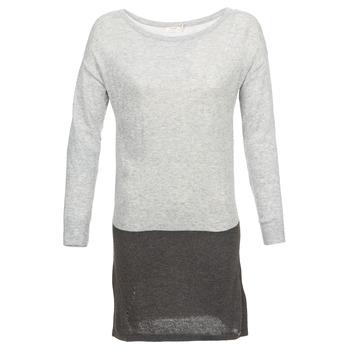 Odjeća Žene  Kratke haljine DDP EMMI Crna / Siva