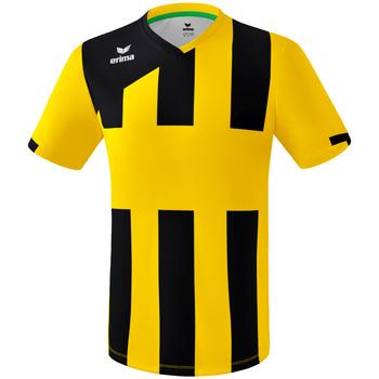 Odjeća Dječak  Majice kratkih rukava Erima Maillot enfant  Siena 3.0 jaune/noir